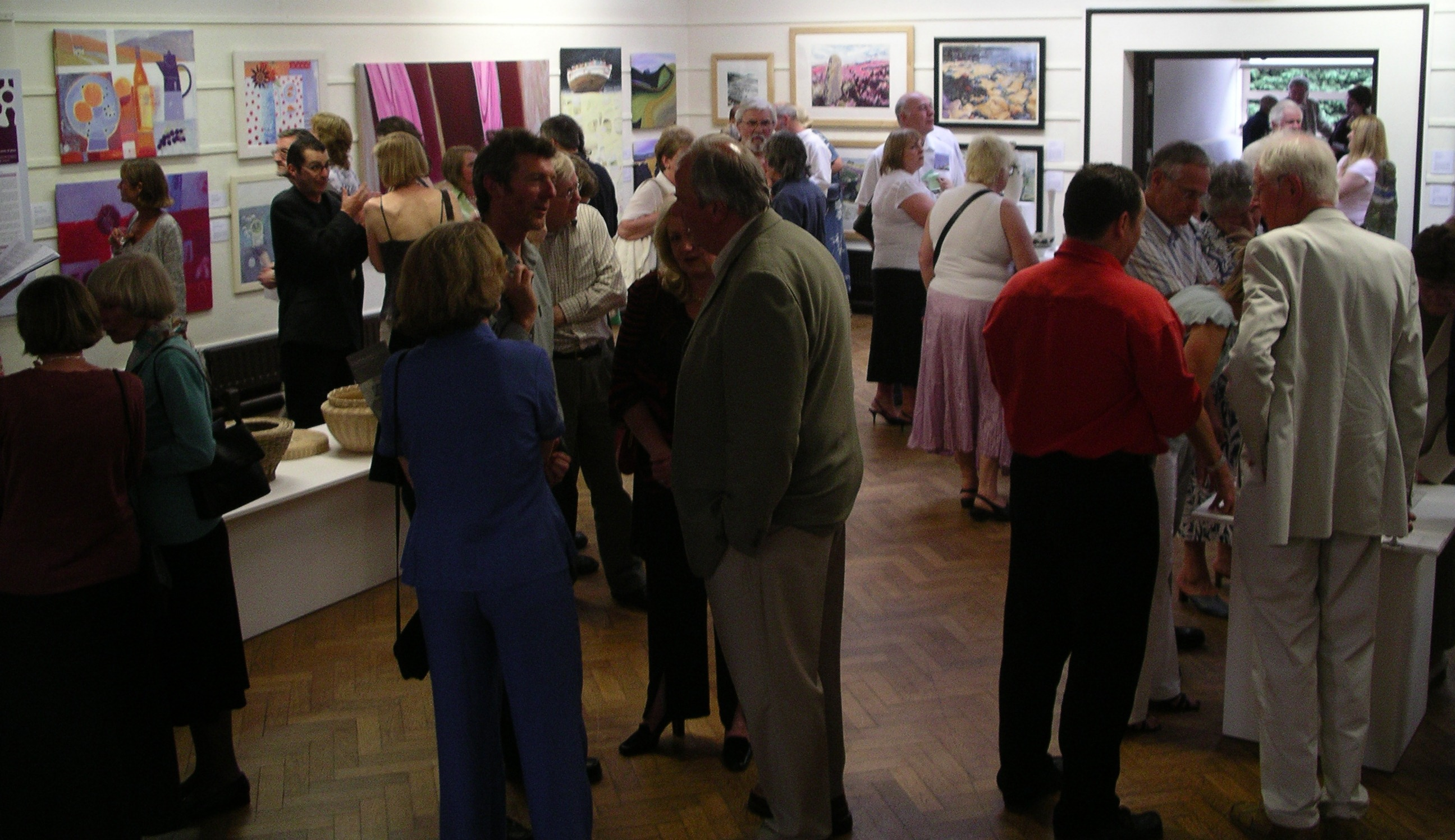 Friends of Beverley Art Gallery preview night
