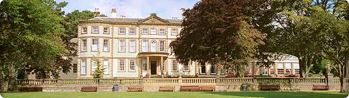 Sewerby Hall exterior