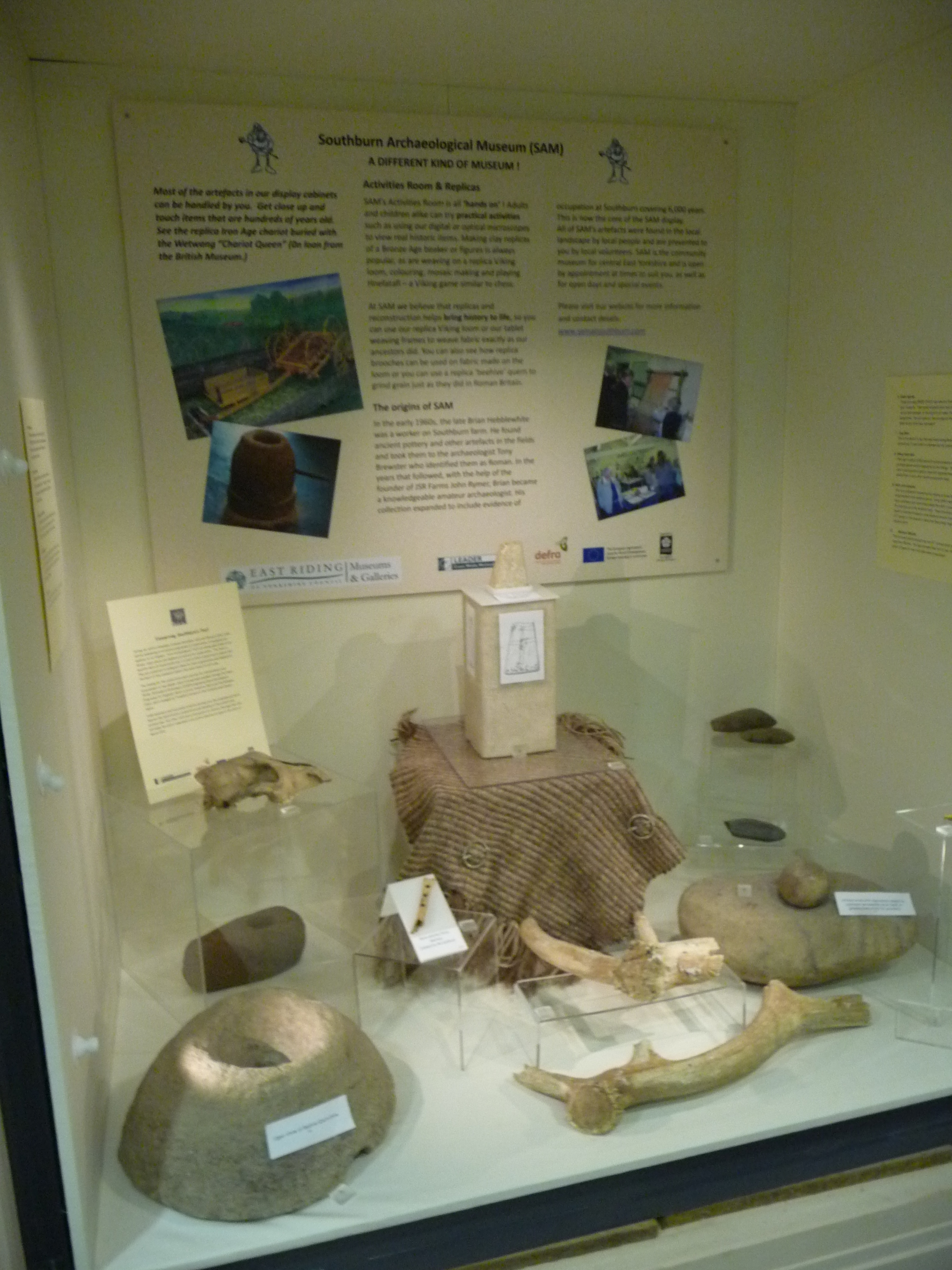 Archaeology - exhibition