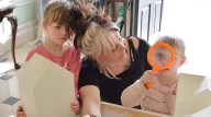 Under 5s fun at Sewerby Hall